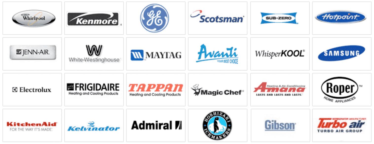 appliance brands main